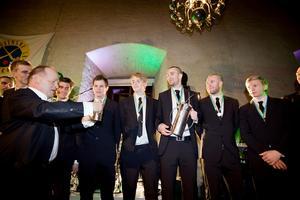Guldet 2009 var Anders Bruuns första av sammanlagt tre med VSK.