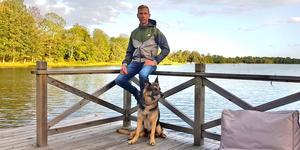 Sporten mötte Andreas Jonsson hemma i Ortalalund för att summer karriären.
