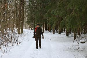 Ulrika har erfarenhet som jägare sedan 20 år tillbaka.