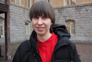 I tio år bodde och arbetade Liza Lundberg i Stockholm. När hon flyttade hem till Falun igen vaknade intresset för att vara politisk aktiv, berättar hon.