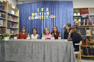 Liv Enberg, Cornelia Melgaard, Julia Hallin, Elin Echelöv Sebell, Johanna Erkes, Anas Abdullah är vinnare i novelltävlingen.