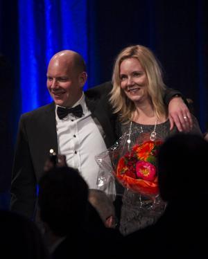 Årets företagare i Gävleborg kommer från Gävle och heter Jobmeal.
