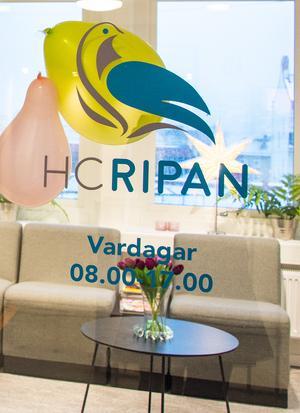 I tisdags firade Ripans HC ett år som privat hälsocentral i centrala Östersund. Det första halvåret var rätt så skakigt ekonomiskt sett för hälsocentralen.