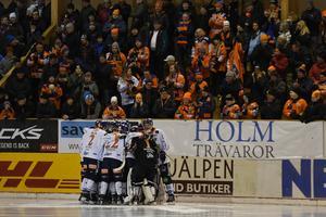 Det blev förlust med 1–5 för Bollnäs del i Svenska Fönster Arena på tisdagen.