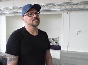 Per Hed har jobbat med Borlängeetableringen sedan i januari.