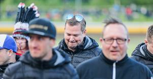 Peter Johansson ställer upp laget på exakt samma sätt som senast.