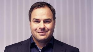 Marcus Danielsson, enhetschef för väg och underhåll på Trafikverket i Dalarna och Gävleborgs län.