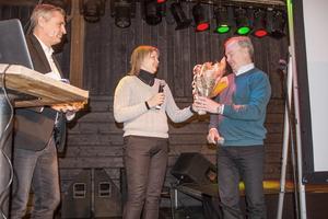 Susanne Holmberg  från Företagarna tackade Lars Enoksson för gott samarbete.