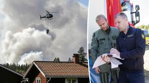 Sverige är för dåligt upprustade i denna krissituation, skriver företrädare för Centerpartiet. Bilder: Tomas Oneborg /TT Suvad Mrkonjic / TT