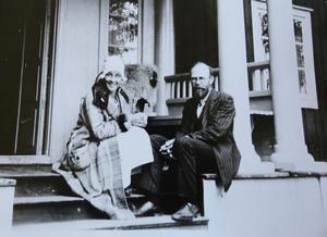 Allt började med Mary och Lennart Wålstedt. Foto: Privat.