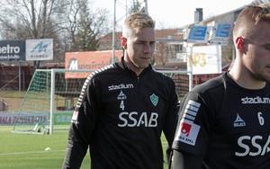 Offensivt finns det fortfarande mycket kvar att jobba med, menar Mattias Liljestrand.