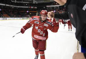 Linus Pettersson. Bild: Erik Mårtensson/TT