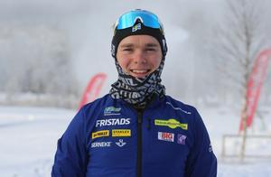 Oskar Ohlsson tog tre medaljer vid SM-avslutningen i Boden.