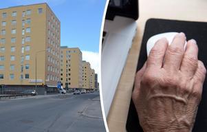 Det måste vara lättare att kunna registrera sig som bostadssökande på nätet, tycker skribenten. Bild: Björn Eklund / Henrik Montgomery/TT