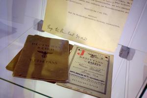 Sverige var ett av få länder som krävde att Tyskland införde en märkning av judiska medborgares pass.