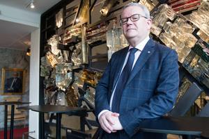 Anders Teljebäck (S), kommunstyrelsens ordförande i Västerås, berättar att han kan vara otålig när något inte går så fort han tänkt sig.