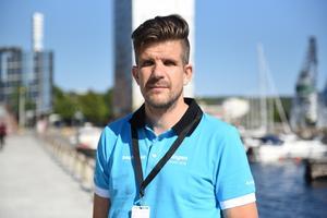 Clas Engström, general för O-ringen 2018.