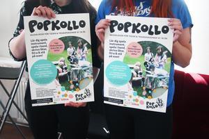Popkollo i Sundsvall hoppas kunna arrangera även ett sommakollo i år.