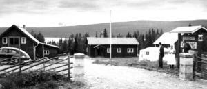 Brännagården 1963.