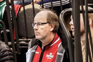 Janne Ekengren, sportchef Örebro Innebandy.
