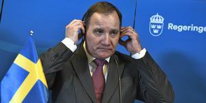 Bara var tionde väljare gillar den politik Stefan Löfvens S-MP-regering för enligt Januariavtalet. Det är lätt att förstå, eftersom avtalet är en kompromiss. Trots det är det säkerligen många som gillar Januariavtalet. För vad är alternativet i dagsläget? Foto: Claudio Bresciani, TT.