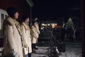 Årets lucia i Lions luciatåg lottas fram den fjärde december.