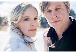 Sofia Karlsson och Martin Hederos. Foto: Jubel  AB