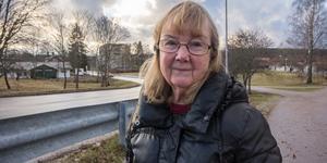 Fagerstabon Kristina Forsgren fick ett telefonsamtal från en bedragare som härjat i norra länet. Efter det var hon tvungen att byta sitt bank-id.