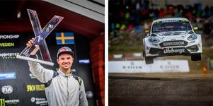 Sebastian Eriksson från Nynäshamnsstallet OMSE vann oväntat Höljes-VM med bara tiondelar i marginal. Foto: OMSE