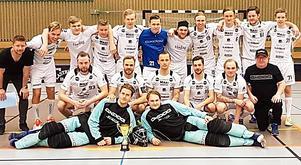 Distriktsmästare 2019 – också. Hudik/Björkberg sitter säkert på tronen.