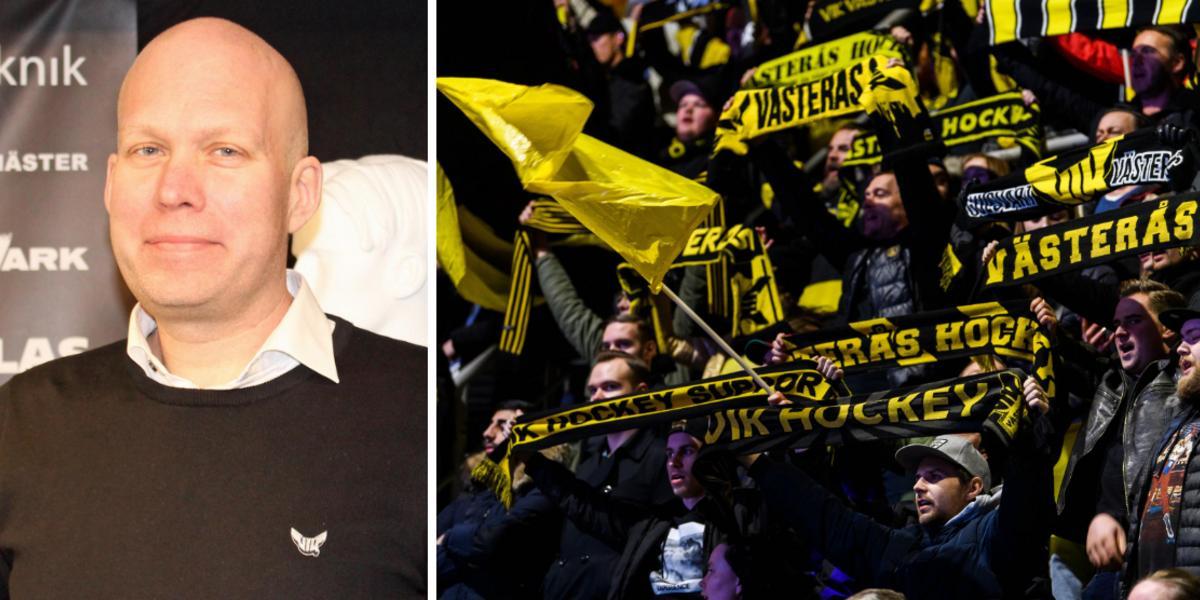 """VIK:s vision – SHL 2024: """"Klubben är redo för en satsning"""""""