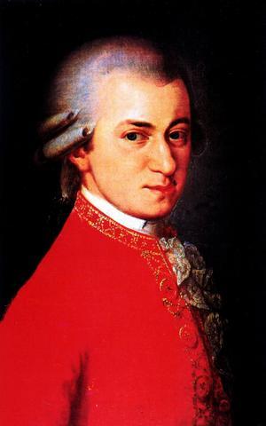 Gävle-aktuell: Mozart. Bild: TT