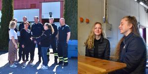 Räddningstjänsten, socialtjänsten, fritidspedagoger och poliser var några av de aktörer som mötte kommunens åttondeklassare under två veckors tid.