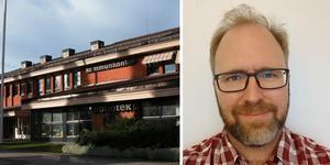 Erik Mååg blir ny ekonomichef i Vansbro kommun. Foto: DT Arkiv/Privat