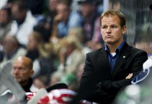 Johan Strömwall var tränare för SSK från 2011 till 2013, och var även styrelseledamot i klubben under en period. Foto: Nils Jakobsson/Bildbyrån