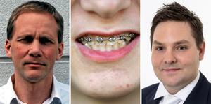 Sverigedemokraterna vill vi ha en maximal väntetid för tandreglering på 1 år, och det ska gälla alla, skriver Samuel Godrén (SD) och Håkan Nyborg (SD).