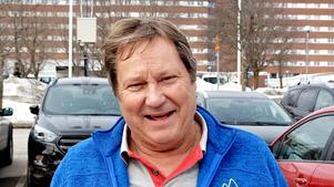 Jan Jonsson, 67 år, pensionär, Mosjön: