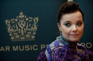 Björks konsert i Dalhalla flyttas. Foto: Fredrik Sandberg / SCANPIX