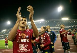 Ailton Almeida är tillbaka i svensk fotboll och Örgryte. Foto: Adam Ihse /TT