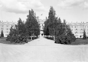 I 3 på en bild från 1940-talet. Foto: Örebro stadsarkiv/Eric Sjöqvist
