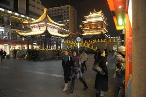 Södertälje har sedan 2007 ett systerstadsavtal med kinesiska Wuxi. Foto: Leif R Jansson/TT