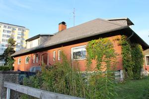 Tolvrumsvillan i Stigslund från 1968 byggdes med dåtidens lyx.