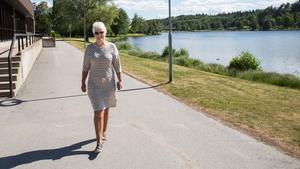 """""""Många vill hjälpa till med nästa års arrangemang. Vi har en tanke på att göra något stort"""", säger Bitte Andersson."""