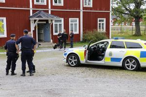 Fredagen den 7 september gjorde polisen en större insats i Järnvägsparken i Kopparberg efter att eventuell skottlossning hörts.
