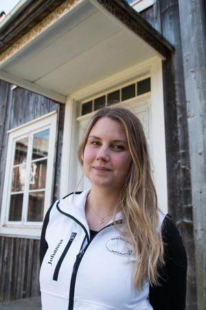 Johanna Hildingsson flyttar sitt mejeri till Ystegårn i Hillsta och ser fram emot att samarbeta med fler företagare.