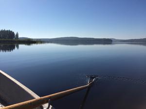 Vi åker från vår stuga på Lisselön i södra Barken den 23 augusti kl 9.00.