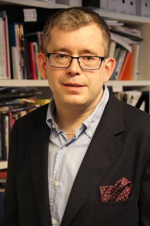 Krönikör Carl Melin, Opinionschef på United Minds och f d SSU-ordförande i Dalarna.