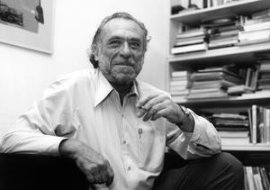 Charles Bukowski 1980. Foto: AP/ Huntington Library/Eckarth Palutke