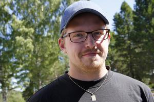 I fyra år bodde och pluggade Daniel Wallberg i Strömsund – då förstod han att det var i Los han ville bo.