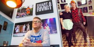 Humorproduktionen Småstadsliv med Christer Johansson i spetsen har mer än någonsin på sin agenda.